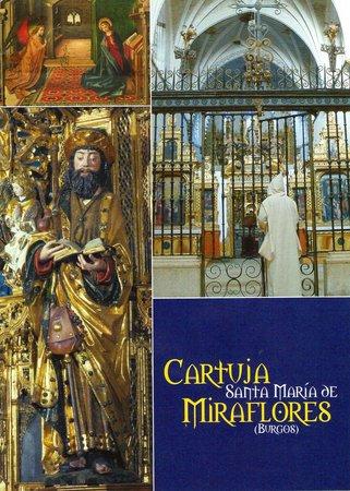 Cartuja de Miraflores: брошура 1 евро