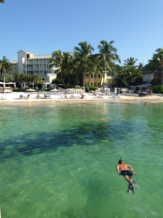 The Reach Key West, A Waldorf Astoria Resort: Yup!!! It is THIS amazing!!