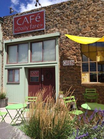 Simply Delicious Cafe Daily Fare : Exterior