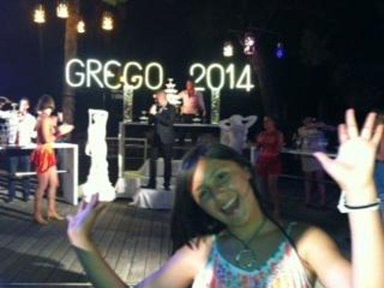 Club Med Gregolimano: Il fait chaud a Grego!