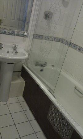 The Charles Stewart Dublin: Das Bad in einem gepflegten Zustand.