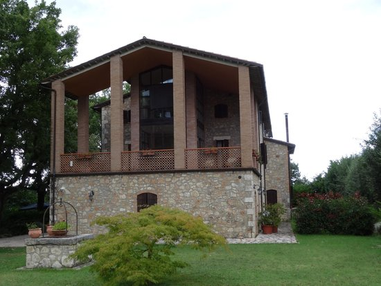 Villa Selva Country House: balcony
