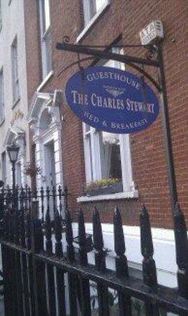 The Charles Stewart Dublin : Nicht zu verfehlen ;)