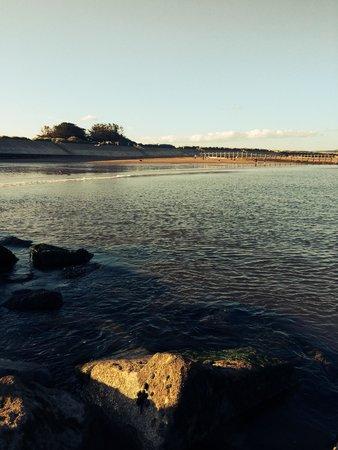 Dawlish Sands Holiday Park - Park Holidays UK : Dawlish beach