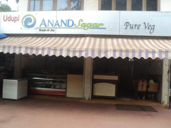 Anand Sagar : good food.nice service