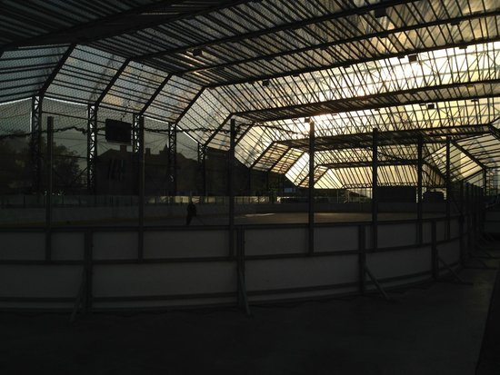 ‪Majori Ice Skating Hall‬