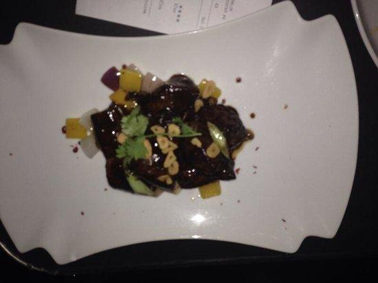 Toki : Wagy beef black pepper