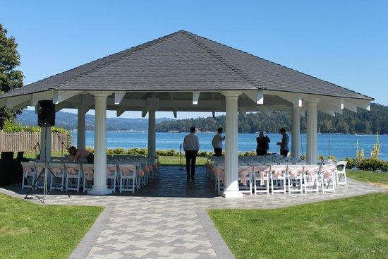 Prestige Oceanfront Resort, BW Premier Collection: wedding area