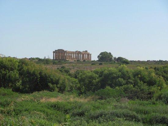 L'Oasi Di Selinunte - Club Marmara Sicilia : a 1 km que de merveilles