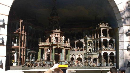 Schloss Hellbrunn: Diorama