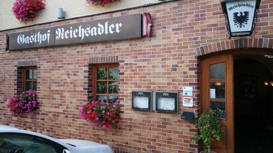 Hochstadt, Germany: Eingang