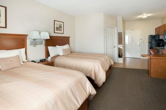 Candlewood Suites Temple: Double Bed Guest Room