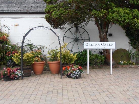 Famous Blacksmiths Shop: Gretna Green