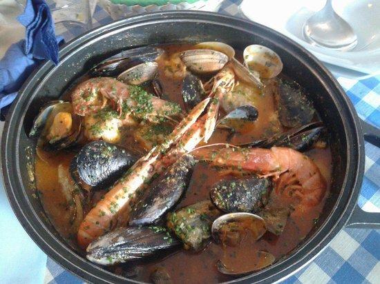 Restaurant La Sirena: Zarzuela de pescado