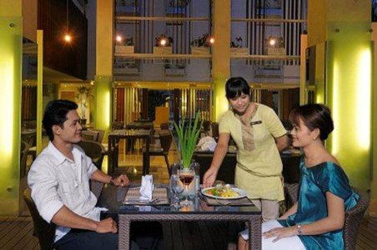 The Haven Bali: Restaurant