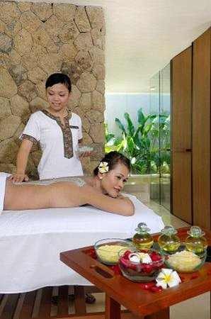 The Haven Bali: Spa