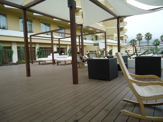 Be Live Adults Only Tenerife : Sun awning