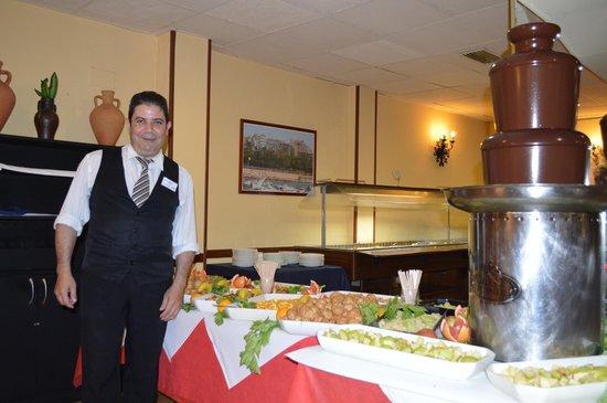 Magic Cristal Park Hotel : Hotel Restaurant