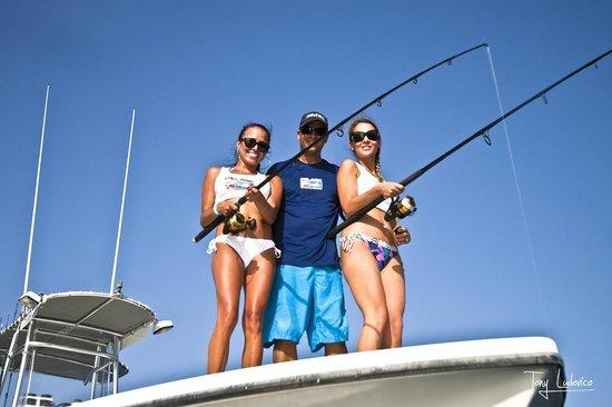 Captain Jack's Fishing Charters: photo shoot
