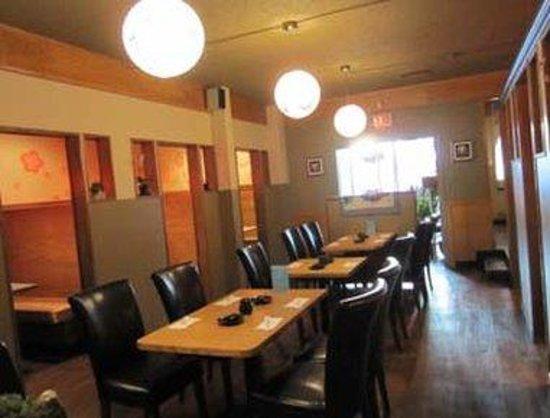 Travelodge Lethbridge: Dono Sushi