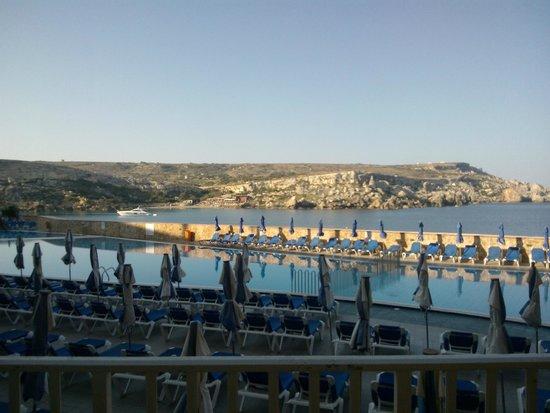 Paradise Bay Resort Hotel : vista baia