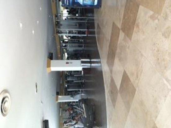 Sandos Cancun Luxury Resort: Fitness Area