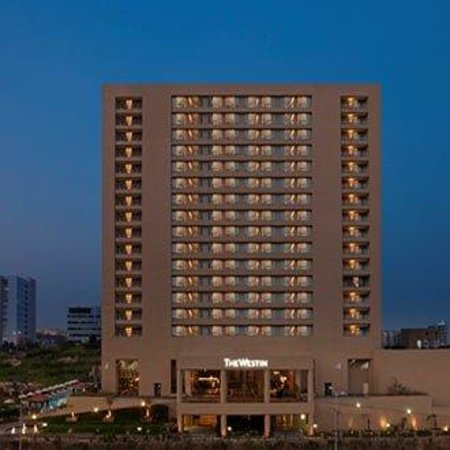 The Westin Hyderabad Mindspace : Exterior