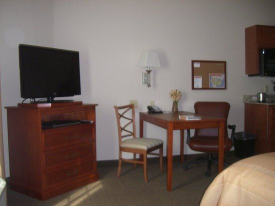 Candlewood Suites Georgetown: Queen Studio Suite