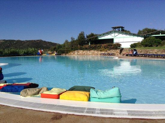 Park Hotel Cala di Lepre & Spa : piscina con acqua di mare