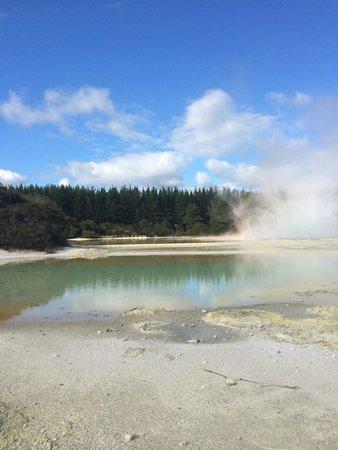 Wai-O-Tapu Thermal Wonderland : waiotapu