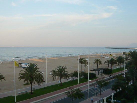 RH Bayren Hotel & Spa: Vista para a praia