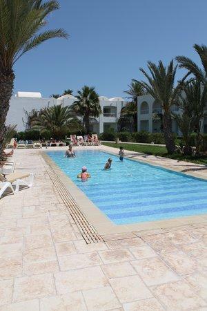 Seabel Rym Beach: petite piscine enfants