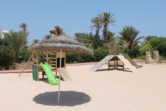 Seabel Rym Beach: pleine de jeux