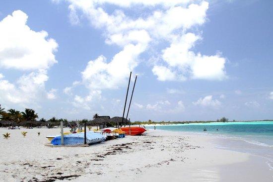 Sol Cayo Largo: la spiaggia