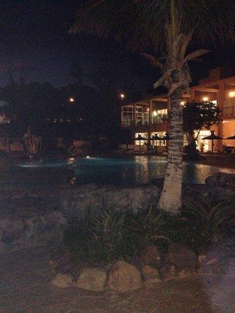 Ambar Beach Resort & Spa: Di notte