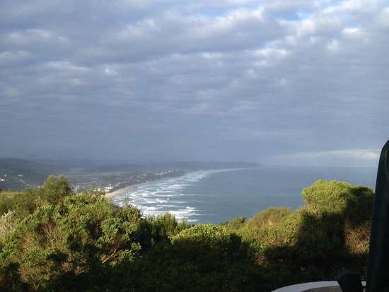 Paradise Cove Guesthouse: Astonishing view