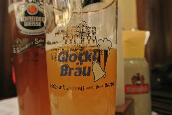 Glöckl Bräu: ...birre