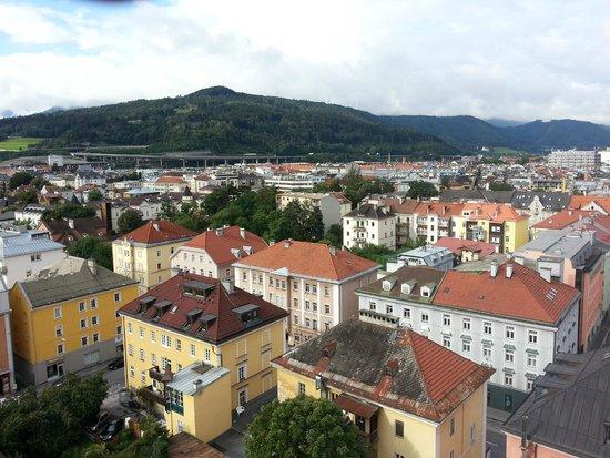 Hilton Innsbruck: Panorama camera
