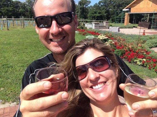 Willow Creek Winery: Bike ride turned wine tasting ...