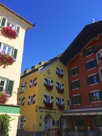 Tiefenbrunner Hotel: Tiefenbrunner exterior