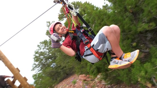 Royal Gorge Zip Line Tours: Zip!!