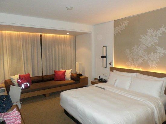 Le Meridien Chiang Mai: camera da letto