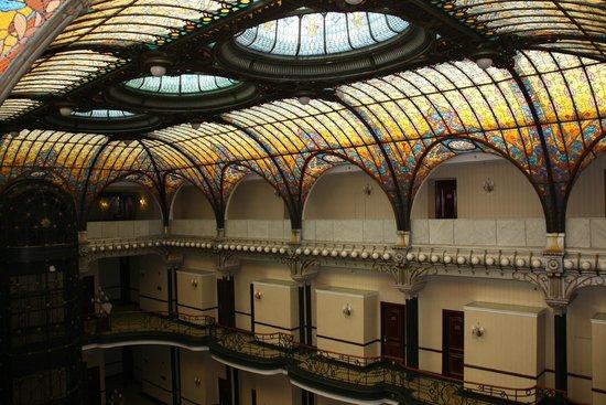 Hotel de estilo art nouveau picture of gran hotel ciudad Art nouveau arquitectura