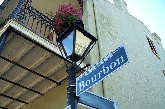 Inn on Ursulines : Bourbon Street