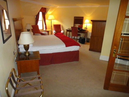 Newton Hotel: room