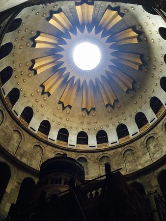 Church of the Holy Sepulchre: Don't really think this is where Jesus was like they say, but still I'm no historian and it's co