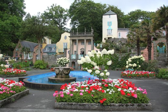 Portmeirion August 2014