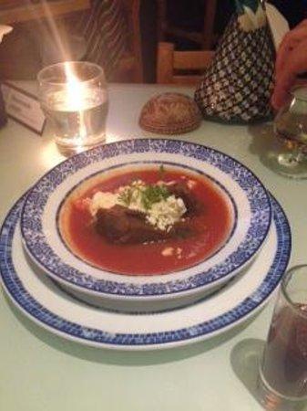 Azul Condesa: Tamalito frijol - delicious!