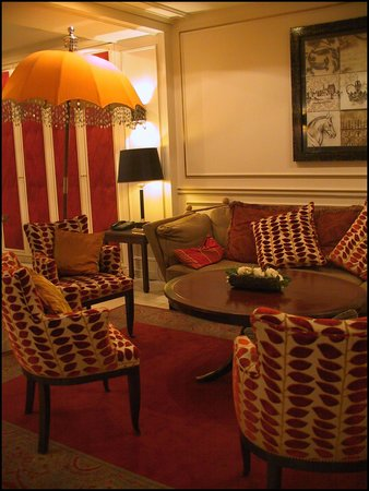 Hotel Metropole : A hotel with a lot of photo opportunities!