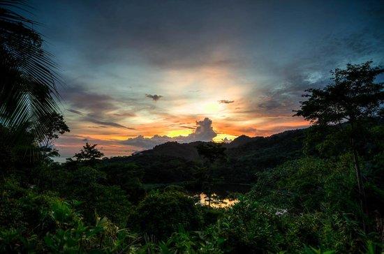 LagunaVista Villas: Sunset